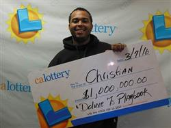 $1,000,000 Lottery Winner offers to buy house he pays rent for!