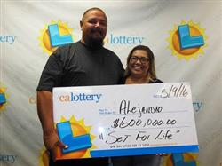 Question Lands Couple $600,000 With The California Lottery!