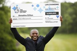 £4 Million Win- Largest ever Scratch Prize Claimed in the UK!