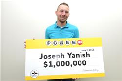 Man Who Works on Horseshoes Wins $1M Powerball Prize!