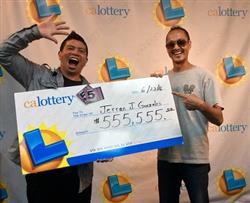 Los Angeles Man Wins $555,555 Scratchers With California Lottery!