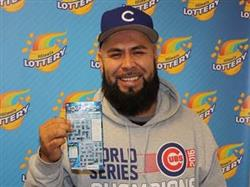 Man wins $75,000 with Illinois Lottery!