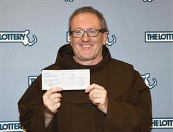 A great Christmas for Church after $100K Lottery ticket donation!
