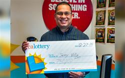 Lucky Circumstances Lead to $750,000 win for Family!