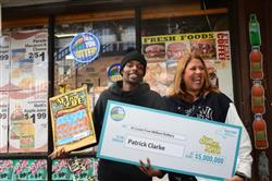 Man Wins $5 Million Lottery Prize On His Birthday Thanks To Mom's Advice!