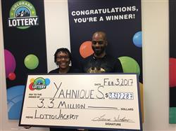 Woman quit job days before winning $3.3M with Colorado Lottery!