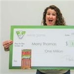 Virginia Woman Wins $1 million in Helping Friend Play the Lottery!