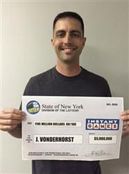 Army Soldier Wins $5 Million On Scratch-Off Card!