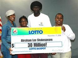 Ex-girlfriend of Dead Lottery Winner Abraham Shakespeare wins $1 million Prize