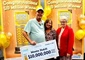 Marine veteran scratches $10M North Carolina Lottery Prize!