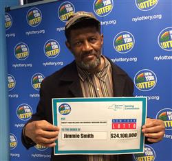 N.J. man Claims $24.1M Lottery Prize Just Before Expiry!