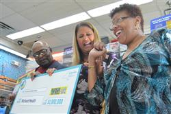 Crossing Guard Wins $1 Million Lottery Prize, Will Continue Working!