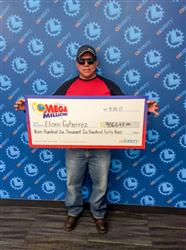 LA County Player Wins Almost $1 Million With Mega Millions!