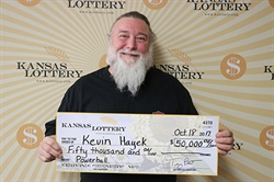 Kansas Man Discovers $50,000 Lottery ticket in the Trash!