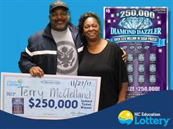 Lottery Winner Giving Away $250,000 Jackpot to Charity!