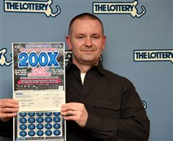 Man Wins Two $1M Lottery Prizes in One year!