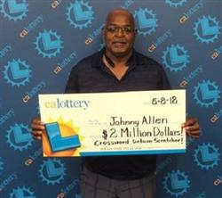 California spilling with Lottery Winners!