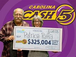 Couple Who Lost Home to Hurricane Irma Hit $325,000 Jackpot!