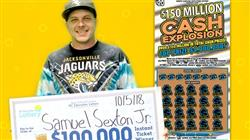 Father Plans to use $100,000 Lottery Prize on Disney Trip for Daughters!