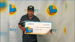 Man Says the Lord Blessed him with a $2M Lottery Prize!