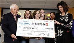 Single Mom Wins $198M with the Powerball Lottery!