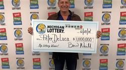 Michigan Man Wins $1 Million Powerball Prize