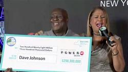 New York Man Comes Forward as $298M Powerball winner