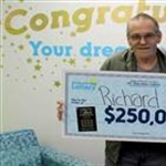 North Carolina Man with Cancer Wins $250,000 Lottery Prize!