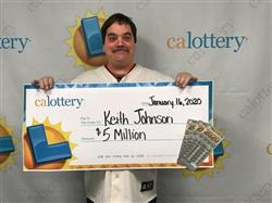 Scratchers ticket brings $5M to Sonoma County Man