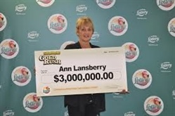 Florida Lottery Player Wins $3 Million in Scratch-Off Game!