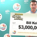 Florida Man Wins $3 Million from Ticket in Dog's Christmas Stocking!