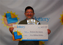 California Lottery Player Wins $5 Million Prize on Scratchers Ticket!