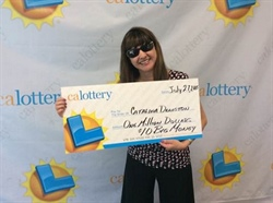 $110 Million Powerball Lottery Jackpot Winner in California!