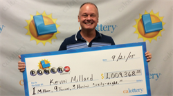 Psychic predicts Calif. man's $1 million Powerball win