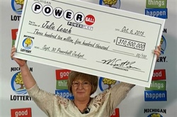 $310M Powerball jackpot won at the McDonalds drive thru!