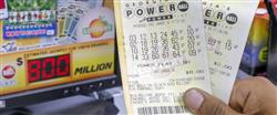 Jackpot prize at record $1.3 BILLION now!