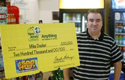 Lucky Man Wins Third Major Lottery Prize!