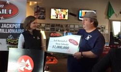 Retired Snow Plow Driver Hits Jackpot with Montana Millionaire raffle!