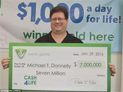 Grocery worker won $7 million by mistake!