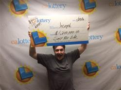 Pizza Delivery Driver Wins of 1.2 Million!