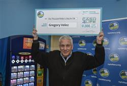 Man quits his Job after winning $7 million Lottery prize!