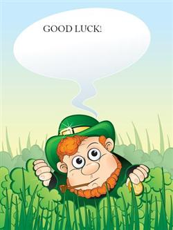 Good Luck Leprechaun
