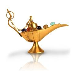 Magic Lamp with Lottery Genie