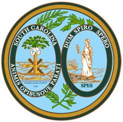 South Caroline state seal image