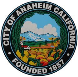 City of Anaheim image