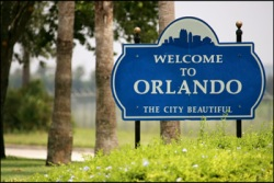 orlando_welcome_sign image